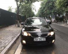 Bán xe Kia Cerato đời 2011, màu đen, nhập khẩu giá 415 triệu tại Hà Nội