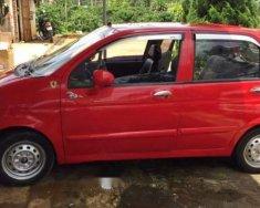 Bán ô tô Daewoo Matiz SE 2007, màu đỏ giá 95 triệu tại Lâm Đồng