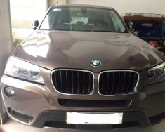 Cần bán BMW X3 sản xuất 2012, màu nâu, xe nhập giá 1 tỷ 95 tr tại Tp.HCM