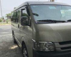 Bán xe Toyota Hiace sản xuất năm 2009, giá chỉ 325 triệu giá 325 triệu tại Hà Tĩnh