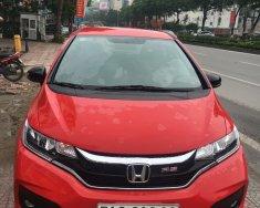 Bán xe Honda Jazz RS sản xuất năm 2018, màu đỏ giá 650 triệu tại Hà Nội