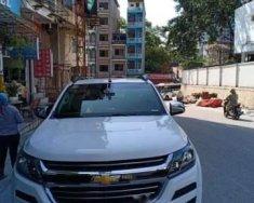 Cần bán Chevrolet Colorado LTZ 2.8 AT 4x4 đời 2017, màu trắng, nhập khẩu nguyên chiếc như mới giá 700 triệu tại Quảng Ninh
