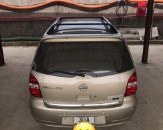 Bán Nissan Grand Livina 1.8AT 2010 giá 350 triệu tại Hà Nội