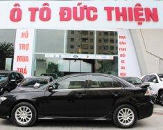 Bán xe Mitsubishi Lancer Fortis sản xuất năm 2010, màu đen, xe nhập giá 430 triệu tại Hà Nội