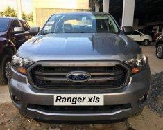 Cần bán Ford Ranger XLS 2018, màu xám, kiểu xe bán tải 5 chỗ 4 cửa giá 630 triệu tại Tp.HCM
