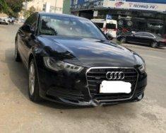 Cần bán Audi A6 đời 2012, màu đen, nhập khẩu nguyên chiếc giá 1 tỷ 170 tr tại Tp.HCM