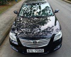 Cần bán Toyota Camry 3.5G đời 2007, màu đen giá chỉ 545 triệu giá 545 triệu tại Bình Dương