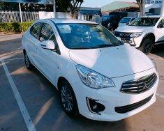 """"""" Mitsubishi Vinh """" Bán Attrage CVT Eco sản xuất năm 2018, màu trắng, xe nhập, trả trước 85 triệu, LH: 0968.660.828 giá 426 triệu tại Nghệ An"""