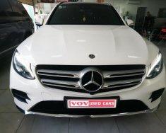 Bán Mercedes GLC300 4Matic 2017 màu trắng nội thất đen giá 2 tỷ 120 tr tại Hà Nội