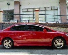 Cần bán lại xe Honda Civic 2.0 sản xuất năm 2008, màu đỏ chính chủ giá 379 triệu tại Tp.HCM