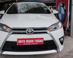 Bán xe Toyota Yaris 1.3G 2015, màu trắng giá 580 triệu tại Hà Nội