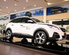 Bán xe Peugeot 3008 sản xuất 2018, màu trắng, xe nhập giá 1 tỷ 199 tr tại Đà Nẵng