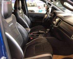 Cần bán xe Ford Ranger Raptor 2.0L 4x4 AT năm 2018, màu xanh lam, nhập khẩu giá 1 tỷ 198 tr tại Tp.HCM