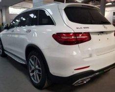 Bán ô tô Mercedes GLC 300 4Matic năm sản xuất 2018, màu trắng, nhập khẩu nguyên chiếc giá 2 tỷ 209 tr tại Hà Nội