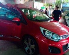 Bán Kia Rio năm sản xuất 2012, màu đỏ, nhập khẩu nguyên chiếc giá 430 triệu tại Bình Dương