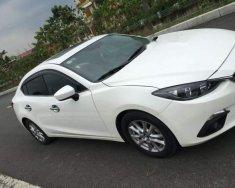 Bán gấp Mazda 3 1.5AT đời 2015, màu trắng như mới giá 550 triệu tại Tp.HCM