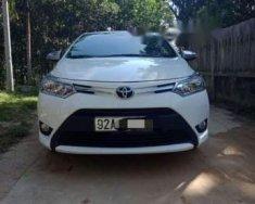 Bán ô tô Toyota Vios E đời 2018, màu trắng, xe nhập xe gia đình giá 550 triệu tại Quảng Nam