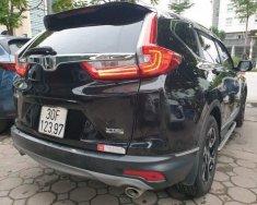 Bán Honda CR V đời 2018, màu đen, xe nhập giá 1 tỷ 268 tr tại Hà Nội