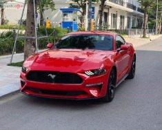 Bán Ford Mustang Ecoboost năm 2018, màu đỏ, nhập khẩu giá 2 tỷ 700 tr tại Hà Nội