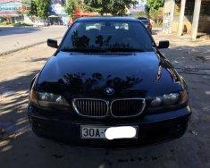 Bán BMW 3 Series 325i 2002, màu đen, nhập khẩu  giá 160 triệu tại Ninh Bình