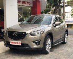 Bán xe Mazda CX 5 2.0 năm 2015, màu vàng xe gia đình  giá 720 triệu tại Đà Nẵng