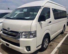 Bán ô tô Toyota Hiace năm sản xuất 2018, đủ màu, nhập khẩu nguyên chiếc giá 999 triệu tại Hà Nội