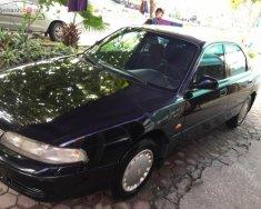Bán Mazda 626 2.0 MT đời 1996, màu đen, nhập khẩu   giá 135 triệu tại Quảng Ninh