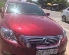 Bán Lexus GS 450H sản xuất 2010, màu đỏ, nhập khẩu nguyên chiếc số tự động giá 1 tỷ 500 tr tại Kiên Giang