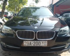 Bán BMW 5 Series 523i sản xuất năm 2011, màu đen giá 1 tỷ 50 tr tại Hà Nội