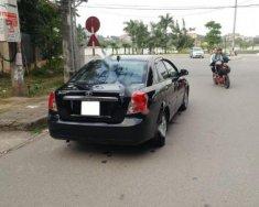 Cần bán lại xe Daewoo Lacetti EX 1.6 MT 2005, màu đen giá 147 triệu tại Phú Thọ