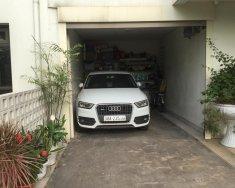 Cần bán Audi Q3 sản xuất năm 2014, màu trắng, xe nhập chính chủ giá 1 tỷ 230 tr tại Hà Nội