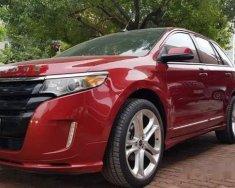 Cần bán gấp Ford Edge 3.7L năm sản xuất 2014, màu đỏ, nhập khẩu giá 1 tỷ 200 tr tại Hà Nội