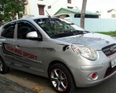 Cần bán gấp Kia Morning 1.1L MT đời 2011, màu bạc, nhập khẩu  giá 171 triệu tại Đà Nẵng