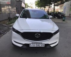 Cần bán Mazda CX 5 đời 2018, màu trắng giá 1 tỷ 50 tr tại Tp.HCM