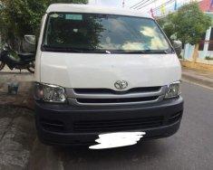 Bán xe Toyota Hiace sản xuất năm 2010, màu trắng, nhập khẩu giá 350 triệu tại Đà Nẵng