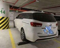 Bán Kia Sedona đời 2017, màu trắng, xe nhập chính chủ giá 1 tỷ 300 tr tại Tp.HCM