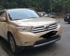 Bán ô tô Toyota Highlander đời 2010, màu vàng, giá chỉ 125 triệu giá 125 triệu tại Hà Nội
