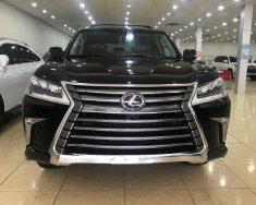 Bán Lexus LX570 Luxury xuất Mỹ sản xuất 2018 đăng ký T11.2018 tên công ty vừa bấm biển xong chưa đăng kiểm, xe vẫn mới 100% giá 9 tỷ 600 tr tại Hà Nội