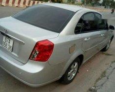 Cần bán xe Daewoo Lacetti sản xuất năm 2009, màu bạc, xe nhập giá 196 triệu tại Bình Dương