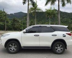 Gia đình bán xe Toyota Fortuner đời 2017, màu trắng giá 1 tỷ 50 tr tại Đà Nẵng