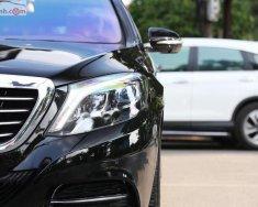 Cần bán gấp xe cũ Mercedes S400 năm sản xuất 2016, màu đen như mới giá 3 tỷ 290 tr tại Hà Nội