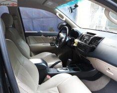 Bán ô tô Toyota Fortuner sản xuất năm 2015, màu đen số tự động giá 850 triệu tại Hải Phòng