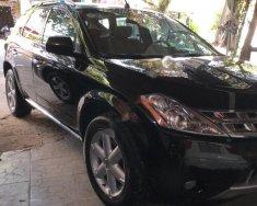 Cần bán Nissan Murano đời 2008, màu đen, nhập khẩu nguyên chiếc giá 485 triệu tại Tp.HCM