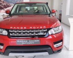 Hotline Landrover 0932222253 - Bán xe LandRover Range Rover Sport HSE 2017, giao xe ngay màu đỏ, chính hãng giá 5 tỷ 169 tr tại Tp.HCM