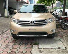 Bán Highlander 2011 nhập khẩu nguyên chiếc từ Mỹ, xe 1 chủ từ mới, xe còn rất mới giá 1 tỷ 170 tr tại Hà Nội