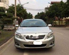 Bán Toyota Corolla Altis đời 2008, màu bạc, 425tr giá 425 triệu tại Thái Nguyên