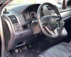 Cần bán gấp Honda CR V 2.4L sản xuất 2012, màu đen chính chủ giá 668 triệu tại Hà Nội