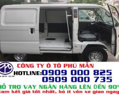 Xe ô tô tải Suzuki Blind Van 490kg, xe tải nhẹ Suzuki giá 293 triệu tại Tp.HCM