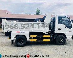 Xe tải ben Isuzu 1T9 QKR77FE4 - xe ben 1.9T vào tp giá 80 triệu tại Tp.HCM