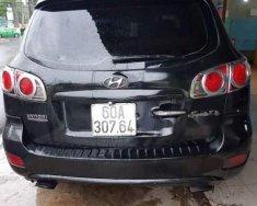Cần bán gấp Hyundai Santa Fe đời 2008, màu đen, xe nhập chính chủ giá 425 triệu tại Đồng Nai
